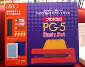 UNUSED: Print Gocco RISO PG-5 Basic Set