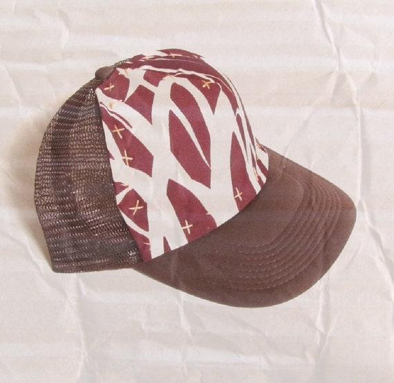 SALE / handstitched hat