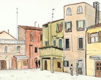Venice - 8 x 10