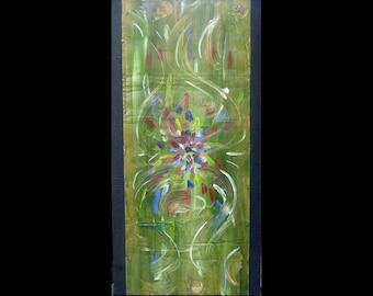 Original Art for Sale,  Metal Artwork, Copper Art, Abstract, Fine Art Abstract, Copper,Painting, Modern, Karina Keri-Matuszak,Art Under 100