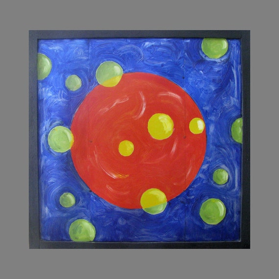Was 225 now 99 Original Art Sale, Metal Artwork, Fine Art, Abstract, Metal Painting, Modern, Contemporary, Surreal, Karina Keri-Matuszak