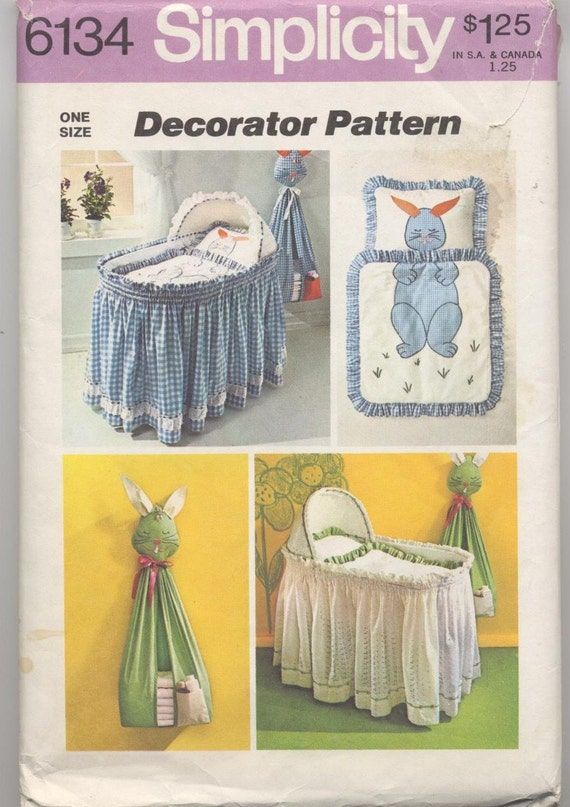 Bassinet Skirt Patterns 54