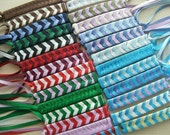 Braided Ribbon Barrette (1 barrette) - Your Choice (Custom Barrette Order)