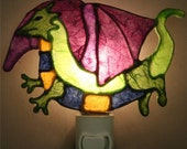 Magical Dragon Light - Reserved for TheBeadedTurtle