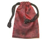 Butterfly Drawstring Pouch