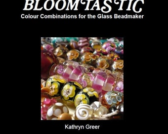 My book - Bloomtastic Colour Combinations
