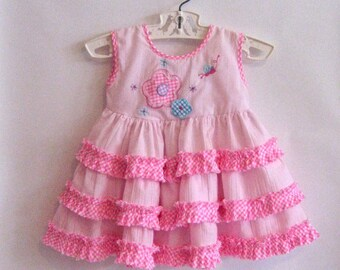 Birthday Dress for Baby  - 12  months