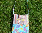 Paisley Fairy Journal Tote