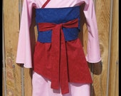 Asian Inspired Princess Dress Costume - Cotton Collection