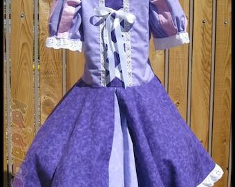Custom Princess Dress Costume