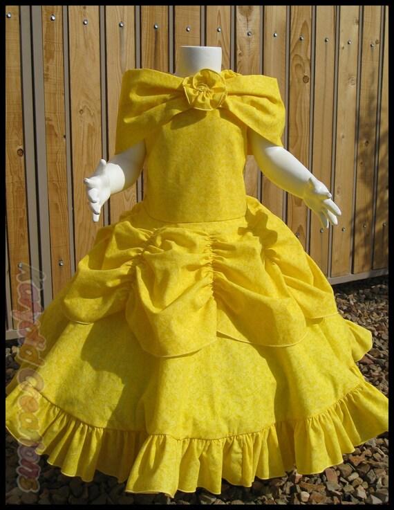 Custom Princess Dress Costume - Cotton Collection