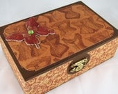 Butterfly and Corsets Box