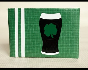 Irish Pint - Guinness - Duct Tape Wallet