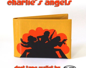 Charlie's Angels Duct Tape Wallet - by jDUCT