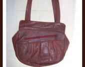 vintage 80's patchwork leather mexican handbag Sale