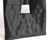 The 'Underscore' Bag - Unique Seatbelt Tote - Upcycled Seatbelt Bag - LARGE