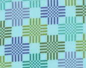 """35.5"""" piece/remnant - SALE - Terrain - Footpath in Foliage: sku 27096-14 cotton quilting fabric by Kate Spain for Moda Fabrics"""