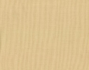 SALE - Tan Bella Solids cotton quilting fabric from Moda 9900 13 - 1 yard