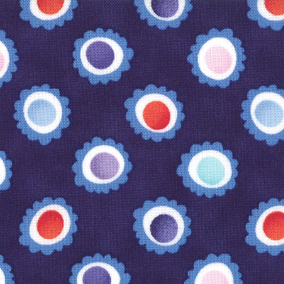 "26"" end of bolt piece - SALE - Terrain - Pebbles in Stream : sku 27094-17 cotton quilting fabric by Kate Spain for Moda Fabrics"