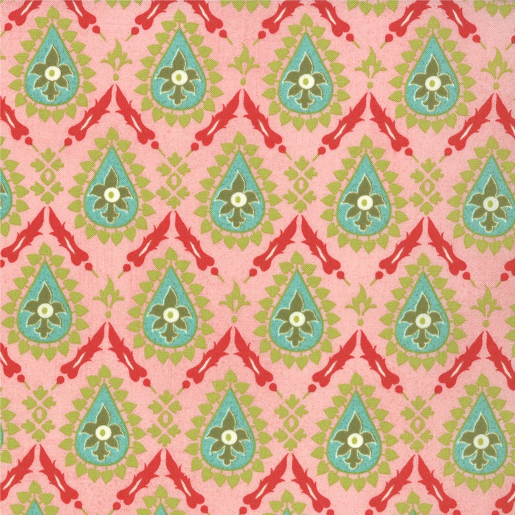 34 piece remnant sale hello luscious by sweetpeafabricsut for Quilting fabric sale