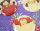 80's Cabbage Patch Kid Cabochons