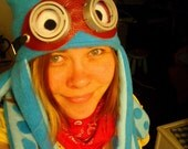 Octopus Blue Tentacle Hat