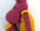 Donkey Creature Crochet Pattern