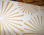 Set of 6, Pop, Letterpress Cards