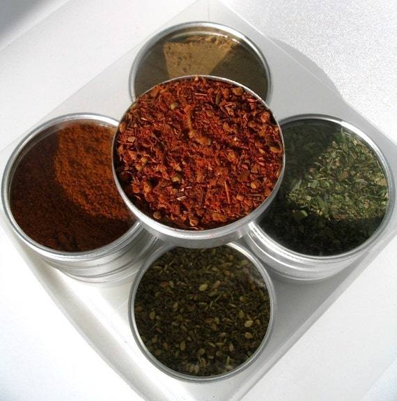 medium global blends spice kit . flavors from around the world.