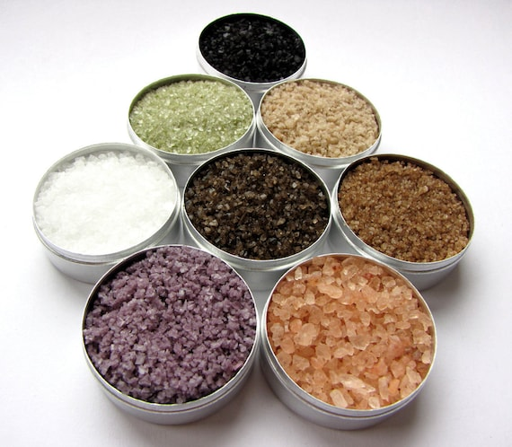 origin sea salts. gourmet salts from around the globe. great gift for a cook.