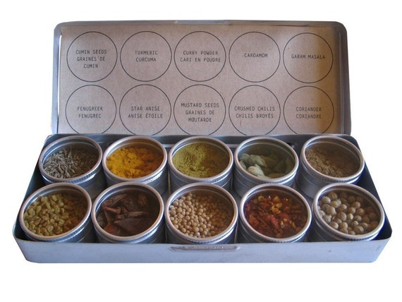 small indian spice kit