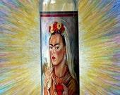 Saint Frida Candle