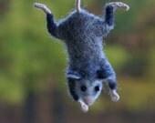 Tiny Possum Necklace