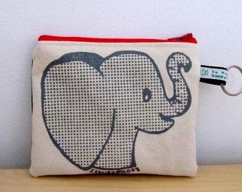 Elephant Change Purse