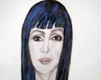 1   Cher Print    17 x 11