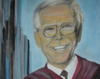 2  Televangelist Doctor  Robert Schuller Greeting Card  with Envelope Included (5x3)