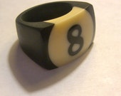 8 Ball Ring