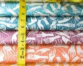 American Sign Language / ASL / Alphabet - Fat Quarter Six Pack