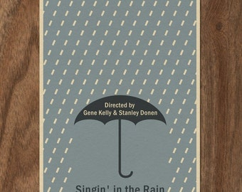 Singin' in the Rain Limited Edition Print