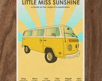 22x16 Movie Poster Print - Little Miss Sunshine