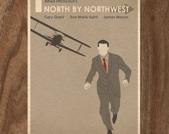 North By Northwest Limited Edition Print
