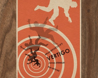 Vertigo 16x12 Movie Poster