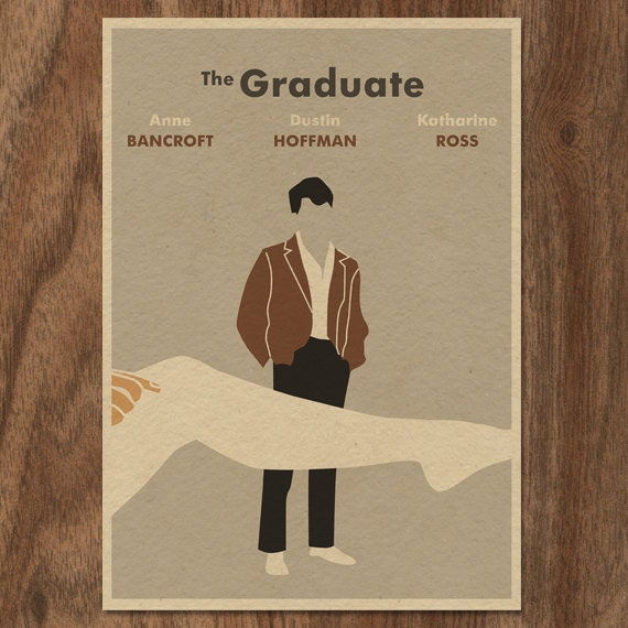 The Graduate Limited Edition Print