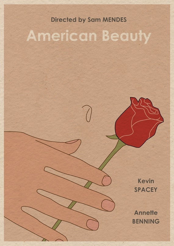 16x12 Movie Poster Print American Beauty By Monstergallery