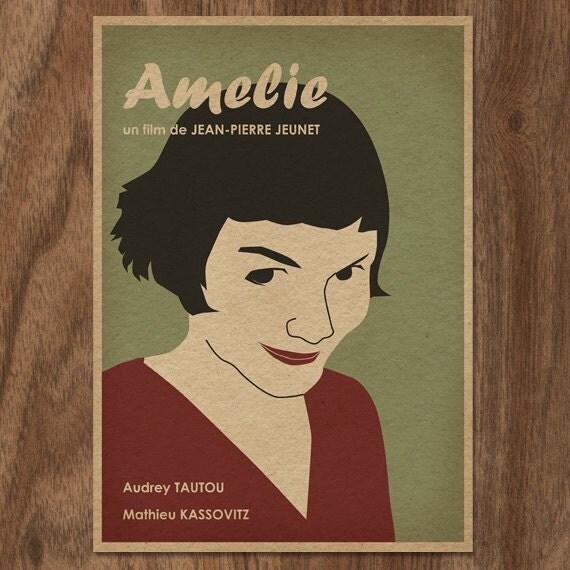 Amelie 16x12 Movie Poster