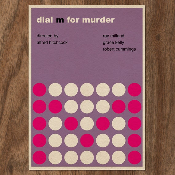 a movie analysis of dial m for murder by alfred hitchcock Early in the movie dial m for murder (1954) the alfred hitchcock trust | all rights reserved tables capable browser required ah.