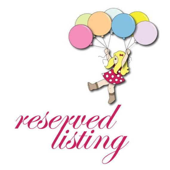 RESERVED - Pink Flamingos Necklace