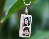 Custom Photo Necklace - Featuring Your Favorite Photo
