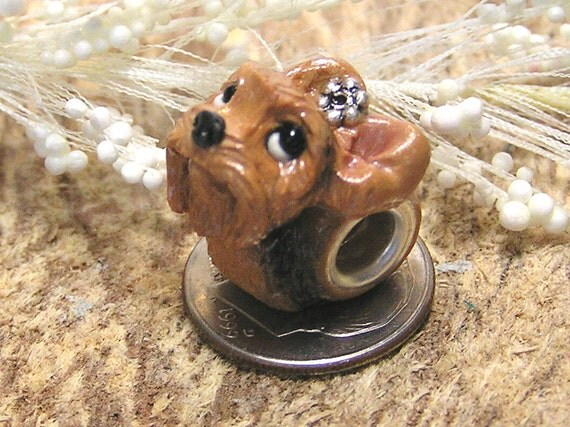 pandora charms yorkshire terrier