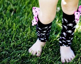 pdf ebook legwarmers with bows leg warmers Funky Leggies Tutorial Ebook Make it Yourself DIY